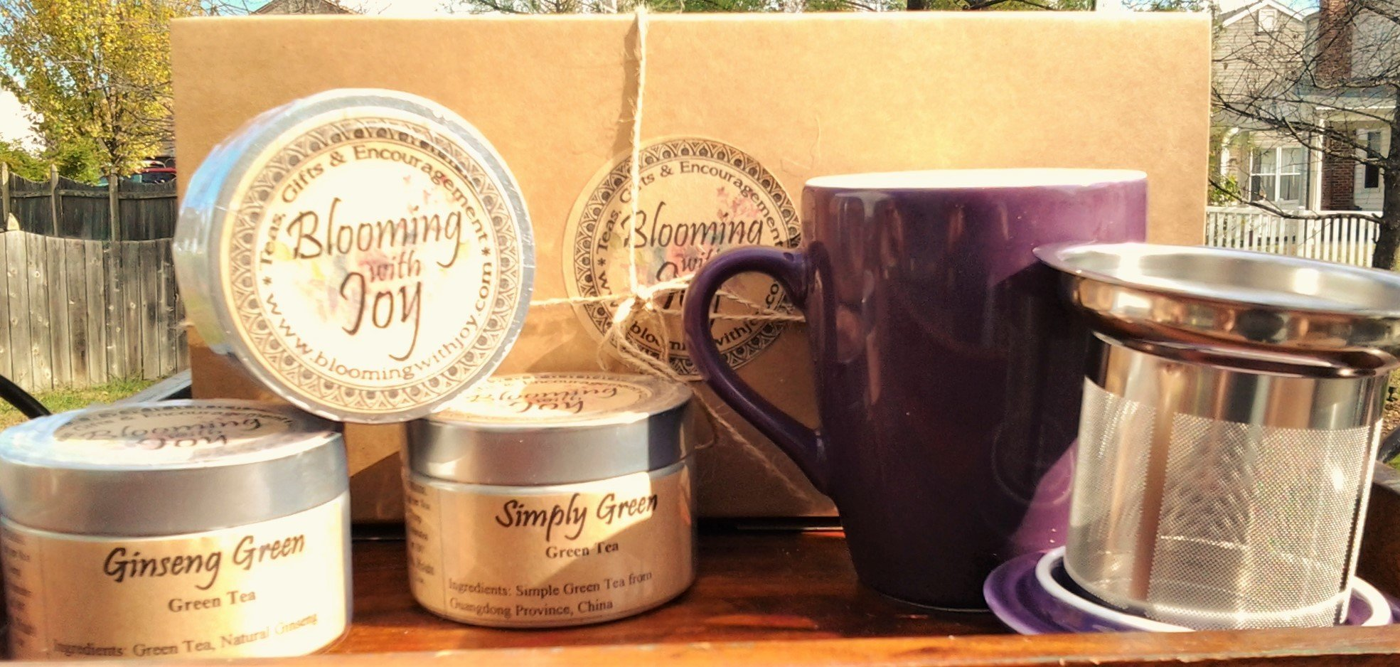Tea Lover Gift Sets - Tea Gifts for Your Sweetie Giveaway